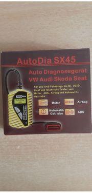 Autodiagnosegerät für VAG Fahrzeuge