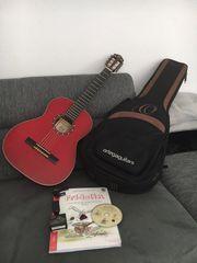 Ortega Guitars R121-3 4WR Konzertgitarre