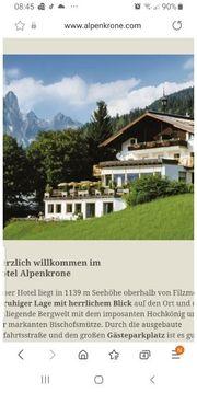 urlaub österreich filzmoos hotel alpenkrone