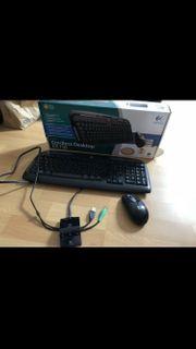 Logitech Tastatur kabellos