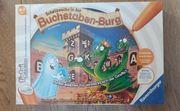 ORIGINALVERPACKT tiptoi Buchstaben-Burg