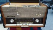 Grundig Röhrenradio mit Tonband Rarität