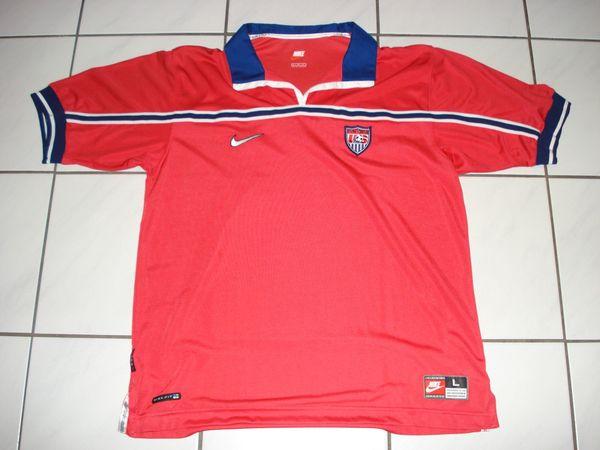 Nike-Fit Fußballtrikot Jersey Nationalmannschaft USA