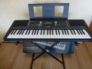 Yamaha Keyboard PSR - E363 Ständer