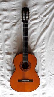 4 4 Spanische Konzertgitarre