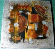 Gemälde Acryl auf Leinwand B042