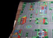 Spielstraßenteppich - wie neu - 1 40