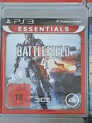 Verkaufe PS3-Spiel Battelfield 4