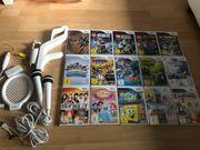 Diverse Wii Spiele Zubehör