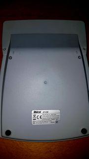 Tischrechner IBICO 212X