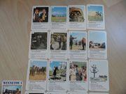 Quartett Karten alt Winnetou 1