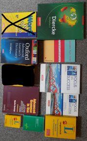 Diverse Schulbücher