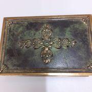 Bronze Schatulle