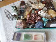 Mineralien Sammlung - Halbedelsteine