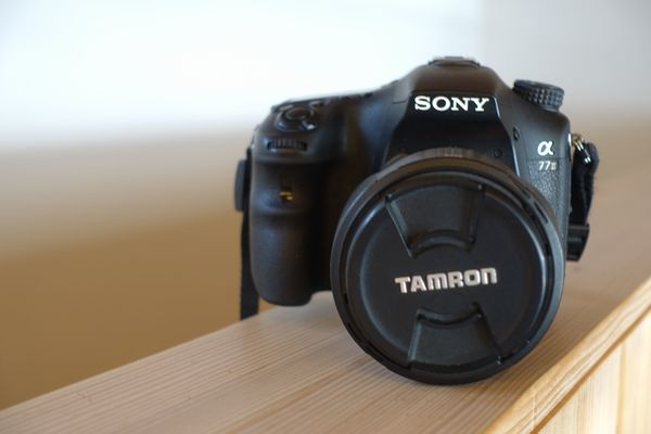Spiegelreflexkamera Sony Alpha 77ii
