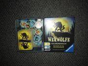 Werwolf Spiel Vollmondnacht