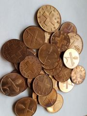 Münzen rappen