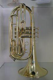 Kanstul Profi Basstrompete Flugabone in