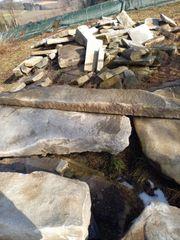 Granit Gredplatten