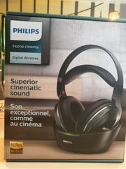 NEU Philips Home Cinema Kopfhörer