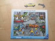 Ravensburger Puzzle Straßenverkehr
