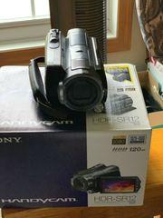 Sony HDR-SR12 120 GB AVC