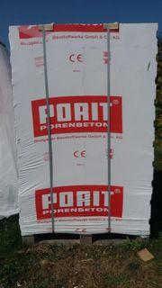 Porit Porenbeton Steine 150mm 1