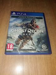 Ghost Recon Breakpoint Auroa Edition