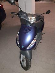 Motorroller PIAGGIO zip C25 Blau