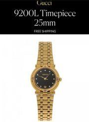 Gucci 9200L Uhr Original