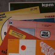 Suche Schallplatten mit Vertonungsmusiken