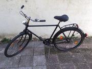 Oldtimer-Fahrrad für Herren