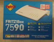 Fritz Box neu versiegelt