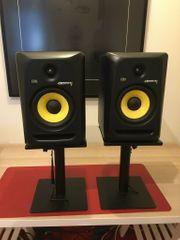 Rokit 6 Studio-Monitore Pair - funktionieren