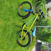 Fahrrad Ghost 20 Zoll MTB