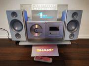 Sharp SD-CX1H Minidisc HIFI VERTIKAL