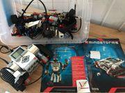 LEGO Mindstorms 31313 - EV3 Roboter-Bauset