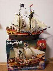 Playmobil Piratenschiff 5135