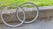 Laufradsatz Vorderrad Hinterrad Trekkingrad 28Zoll