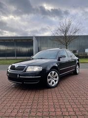 SKODA SUPERB 2 5 TDI