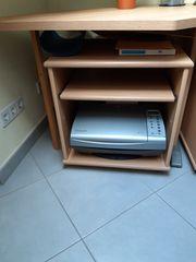 Schreibtisch Untertisch