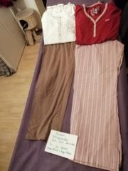 Damen Schlafanzüge 2 Stück
