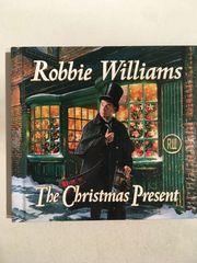 Robbie Williams Christmas CD Weihnachtsgeschenk