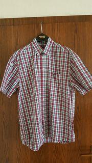 Kurzarm-Herrenhemd der Marke CAMARGUE