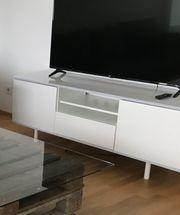 TV-Schrank weiss hochglanz
