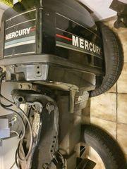 Mercury Außenborder 60 PS 2-Takt