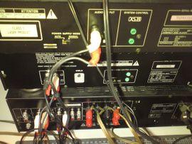 Stereoanlagen, Türme - Kenwood Stereoanlage Einzelbausteine