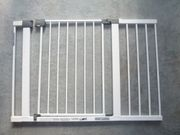 Türschutzgitter mit Verlängerungen