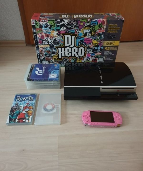 Playstation 3 PSP