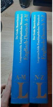 Verkaufe Langenscheidts Enzyklopädisches Wörterbuch - Englisch-Deutsch